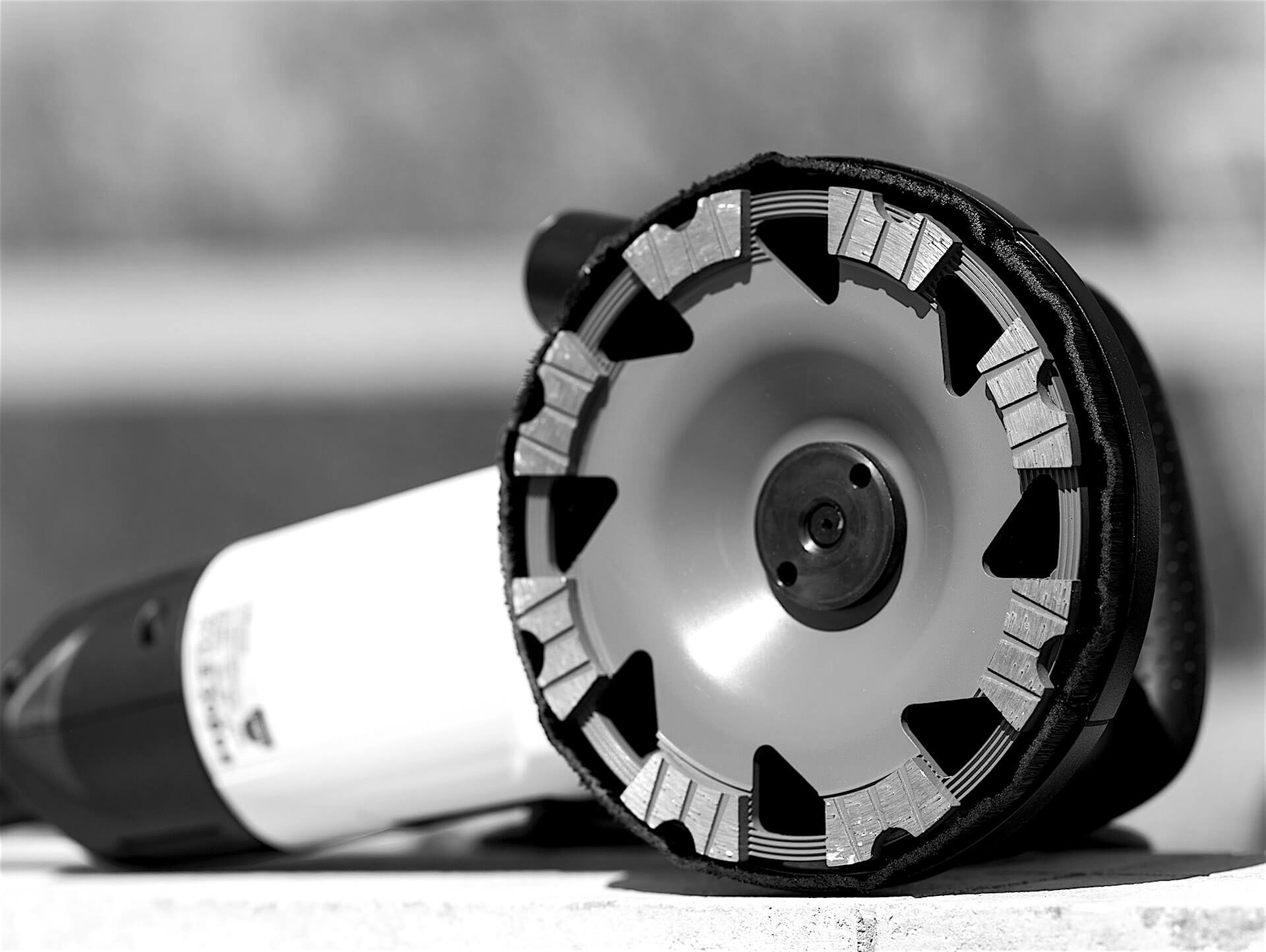 Check our special cup wheels
