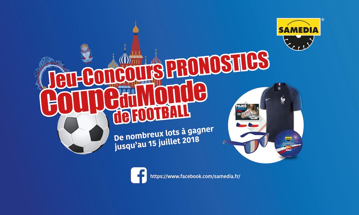 Jeu concours pronostics coupe du monde de foot 2018 - Jeu de foot coupe du monde ...