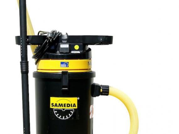 VAC 200 professional dust vacuum cleaner by SAMEDIA