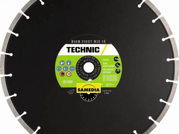 TECHNIC DIAM FIRST MIX 10