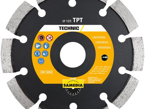 TECHNIC TPT tuck point, by SAMEDIA