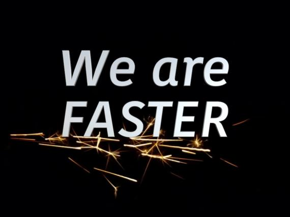 Video FASTER . STRONGER . SAFER by SAMEDIA