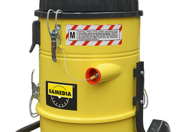 Dust extractor VAC 550 by SAMEDIA
