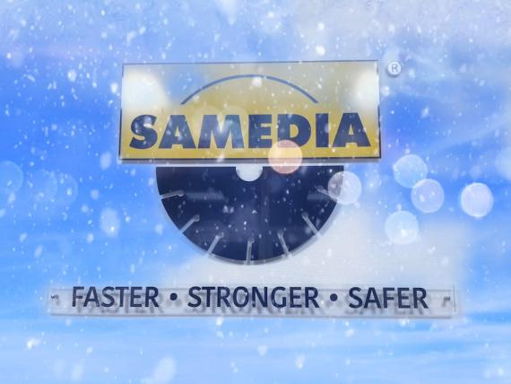 Happy new year from SAMEDIA