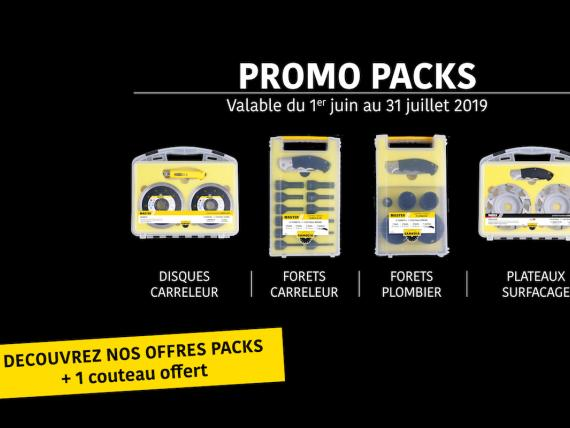 Promo Packs été 2019