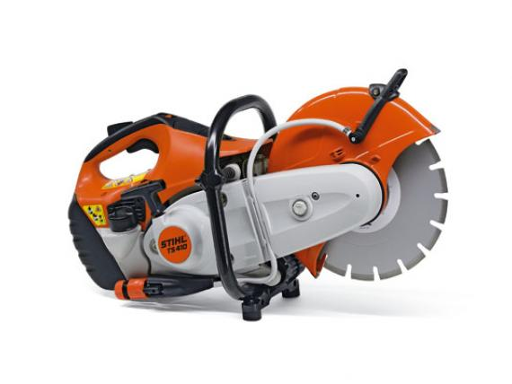 Découpeuse  thermique STIHL TS410 by SAMEDIA